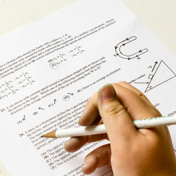 Final Exams for day and evening classes