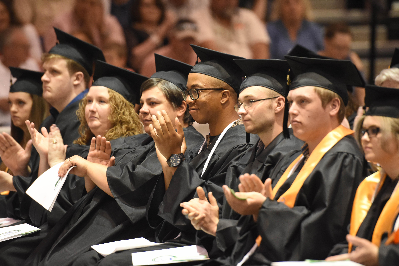 2018 New River CTC graduating students