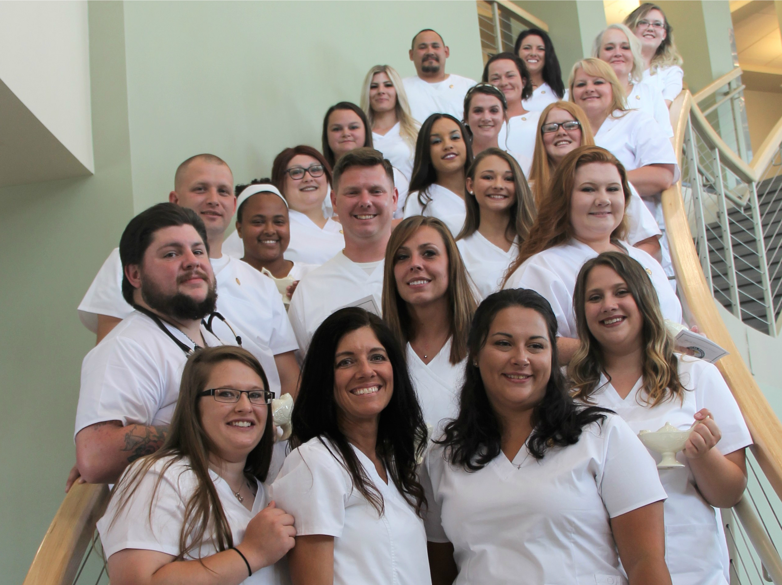 New River Ctc Celebrates 2018 Practical Nursing Graduates New
