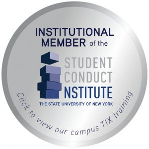 Institutional Member of the Student Conduct Institute
