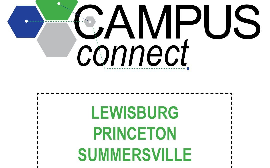 Campus Connect events for spring registration