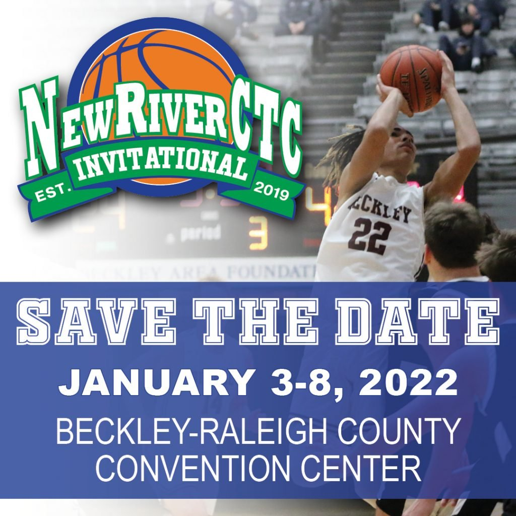 Save the date for the 2022 New River CTC Invitational